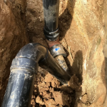 sewer line repair fi
